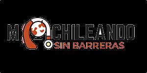 imagen del logo mochileando sin barreras