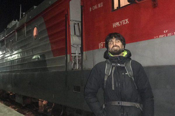 Tren transiberiano accesible