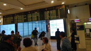 asistencia en los aeropuertos con discapacidad auditiva