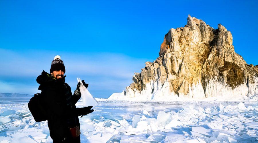 Como vestirse para el frio de Siberia
