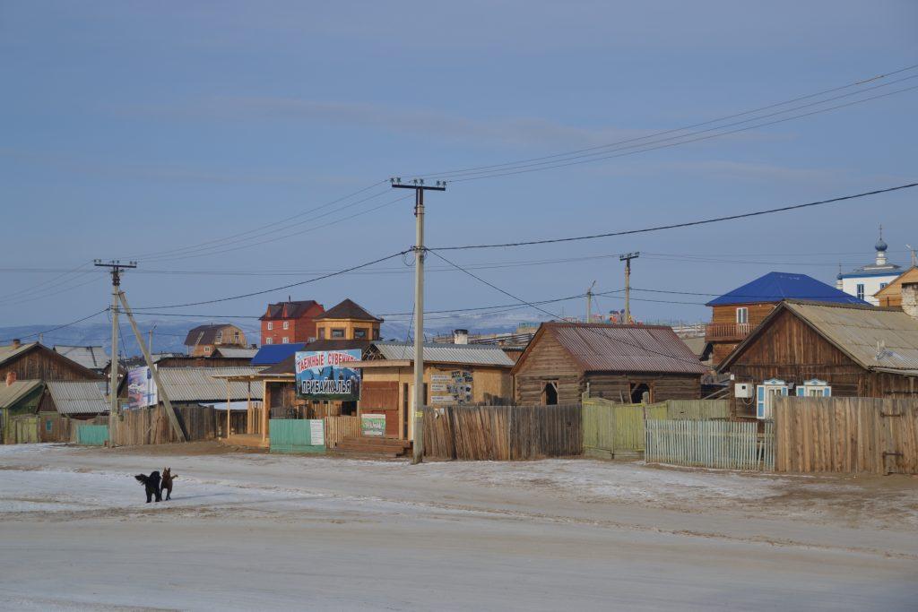 Pueblo de Khuzhir