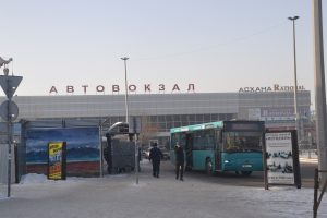 frontera Rusia y Kazajistán