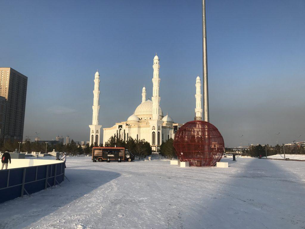 Mezquita Hazret Sultan