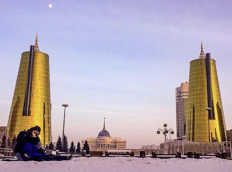 Astana- NurSultán Capital de Kazajistán
