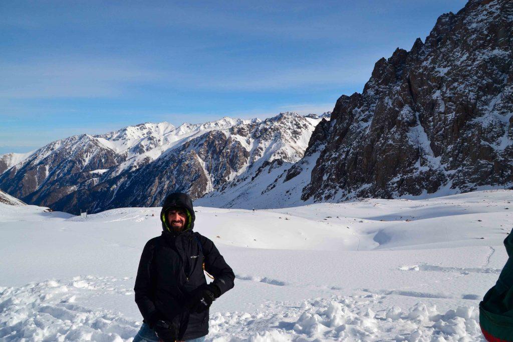 Montañas de Almaty