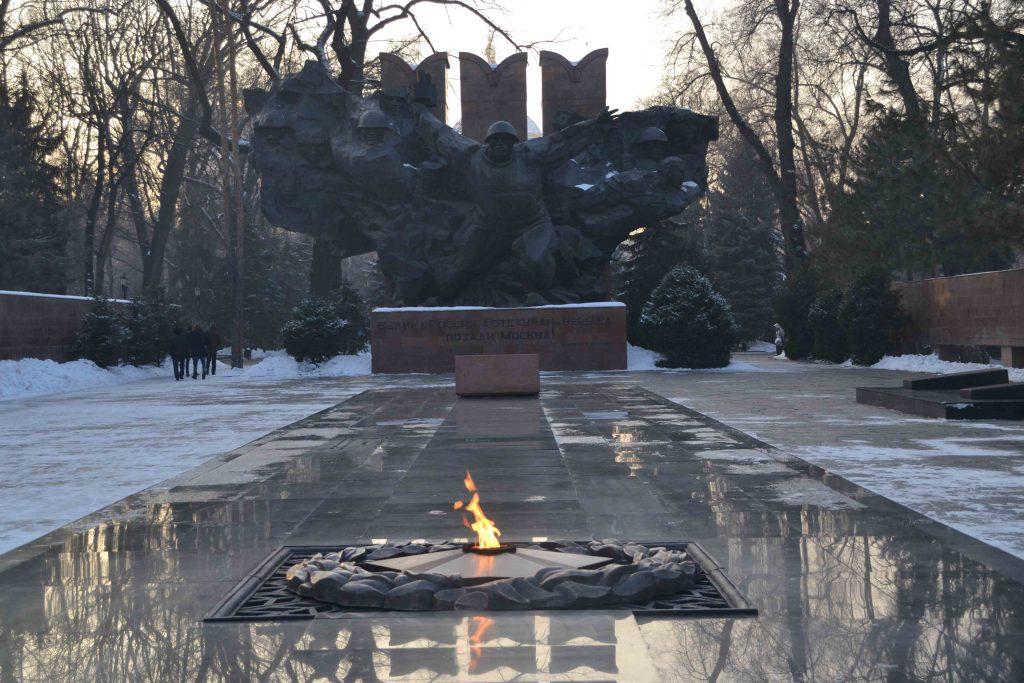 Memorial de Guerra de Almaty