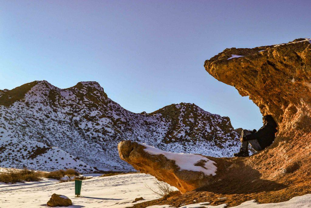 Valle de la Luna, Cañón Charyn