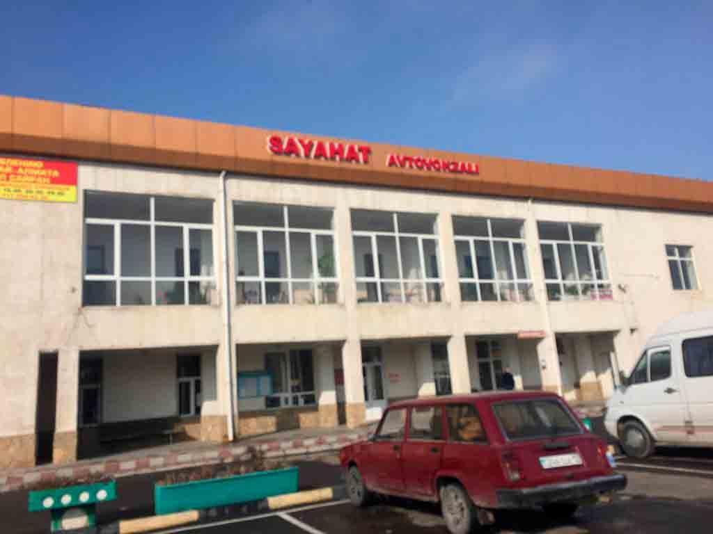 Estación de Sayahat