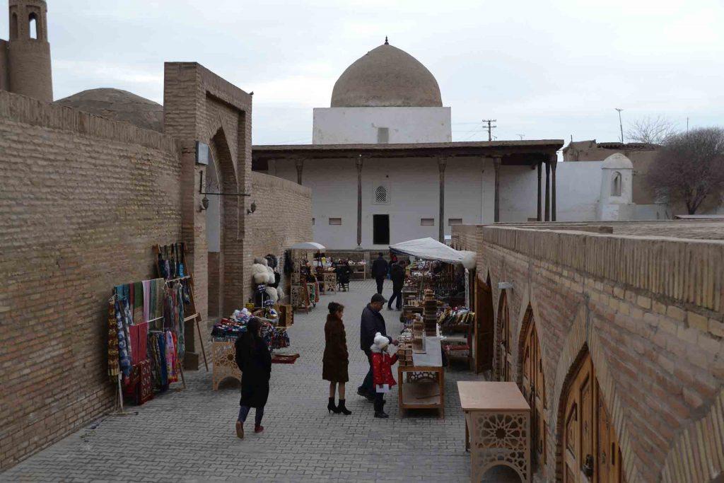 Calles de Khiva