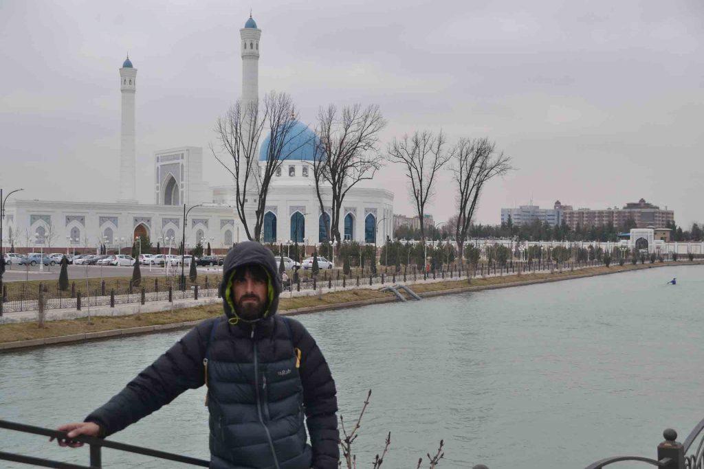 Tashkent en febrero