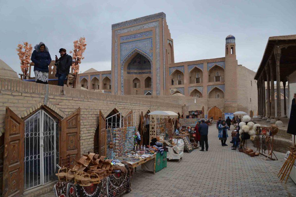 Centro histórico de Khiva
