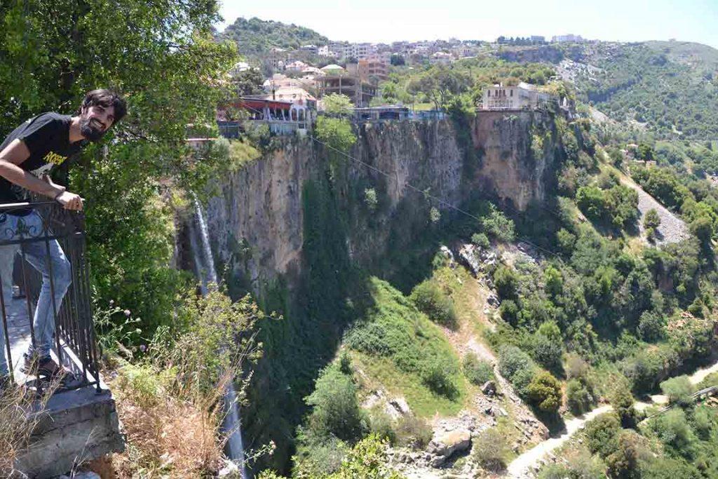 Valle cristiano de Líbano