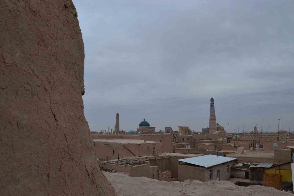 Vistas de la ciudad antigua