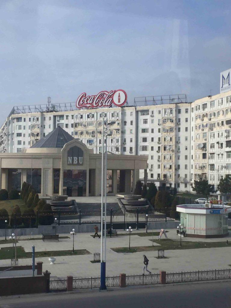 Tashkent, capital de Uzbekistán