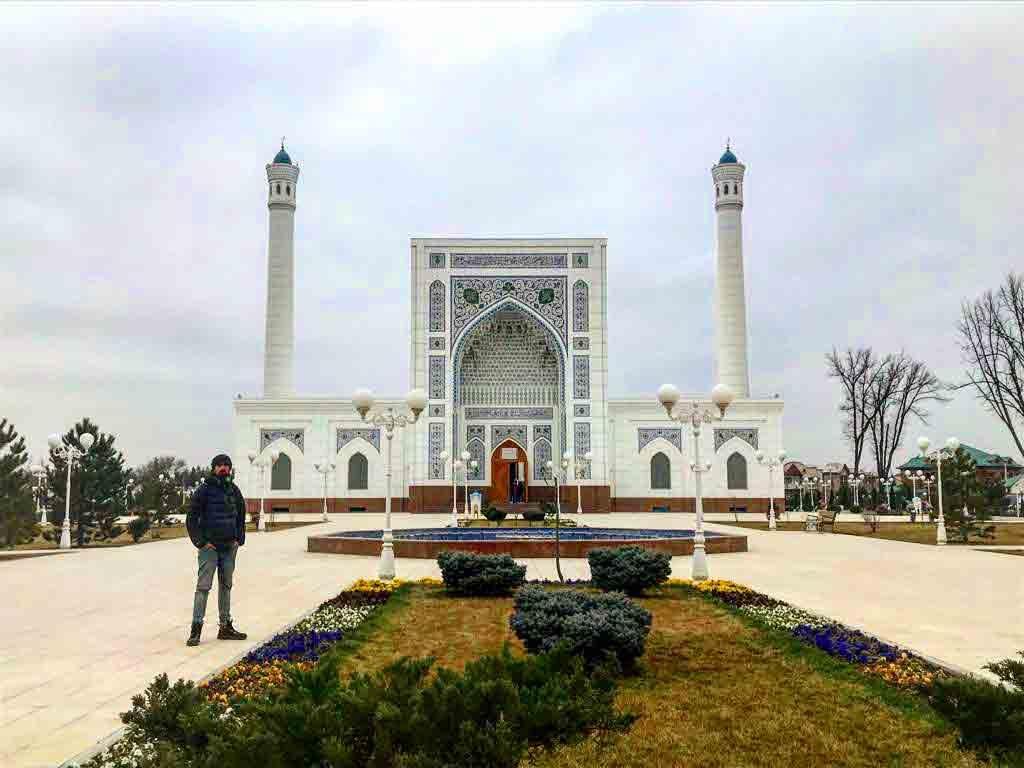 Mezquita Tashkent