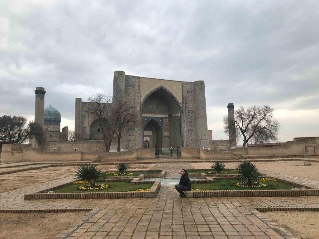 Exterior Mezquita