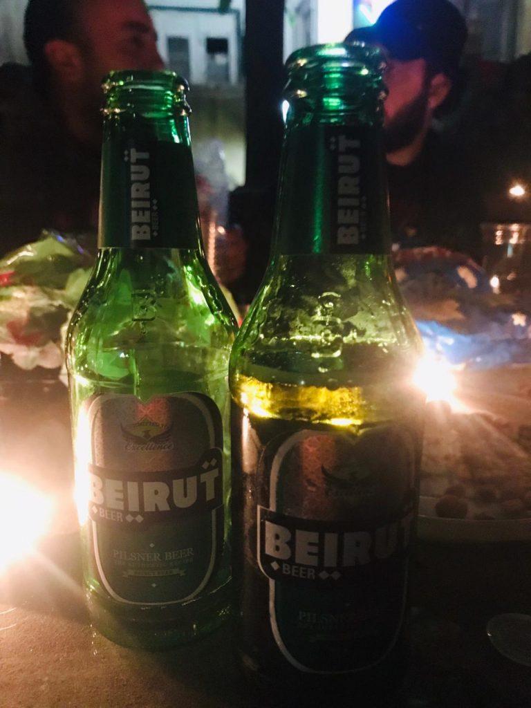 Cervecitas locales bien fresquitas