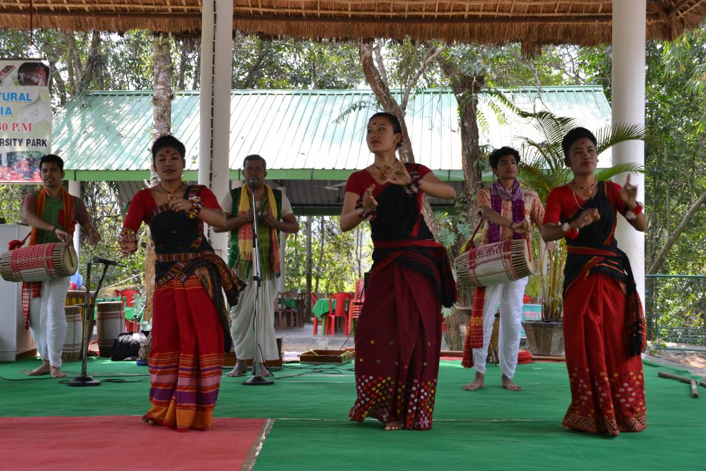Festival música y danza de las tribus de los Himalayas