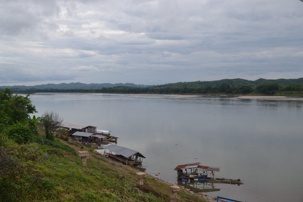 Vistas del lago de Chiang Khan