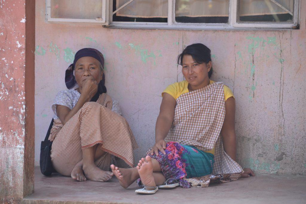 Mujeres Khasi de Tyrna
