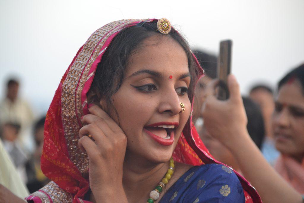 Mewar festival en Udaipur