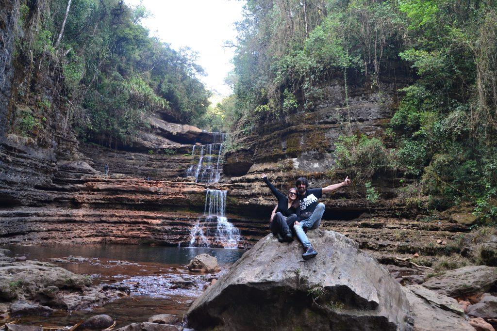 En época de monzón las cascadas llevarán más agua y será mucho más bonito