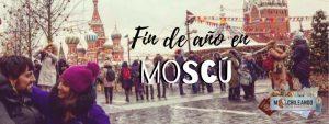 celebrar fin de año Moscú