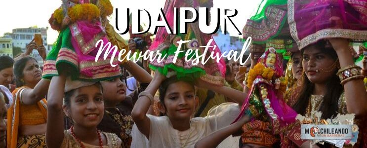Festival de Udaipur Mewar
