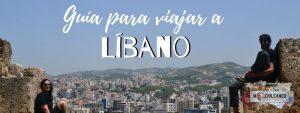Guia para viajar a Líbano