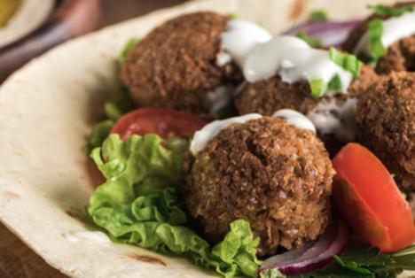 Falafel libanés