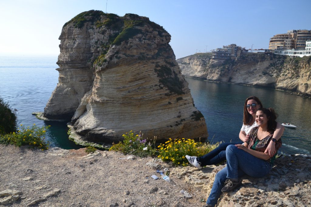 La rouche de Beirut