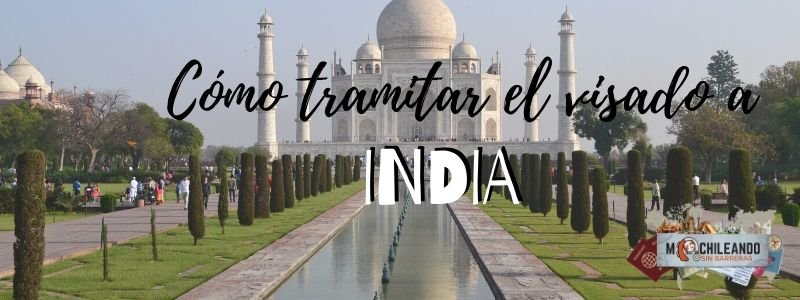 Visado turista india